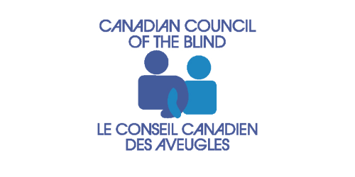 Canada Council of the Blind Logo