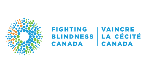 Fighting Blindness Canada Logo