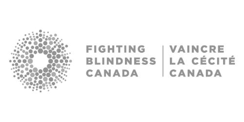 Logo Vaincre La Cécité Canada