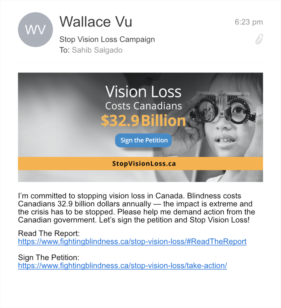 Example Email 3