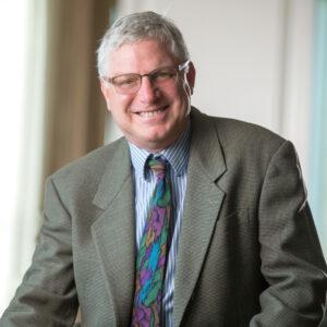 Image is of Dr. Richard Kramer